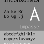 プログラミングに最適なフォントを探す Inconsolata + Takaoゴシック