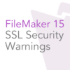 FileMakerServer15の通信を無料でSSL化する方法
